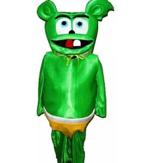 Παιδική Αποκριάτικη Καρναβαλική Στολή Gummy Bear για 4-6-8 ετών