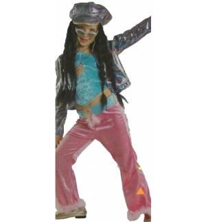 Αποκριάτικη Καρναβαλική Στολή Hip Hop Star 8-12 ετών MARK538