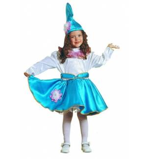 Carnival Halloween Costume kids dwarf girl 1-10 years Old MARK54