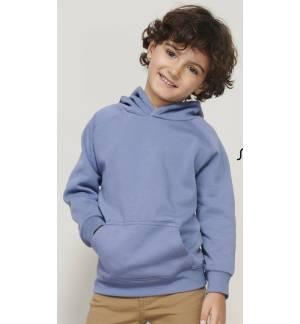 Sol's Stellar Kids - 03576 Kid's organic hoodie