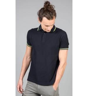 JRC Paris Man Men's polo shirt Pique 180gsm - 100% combed cotton