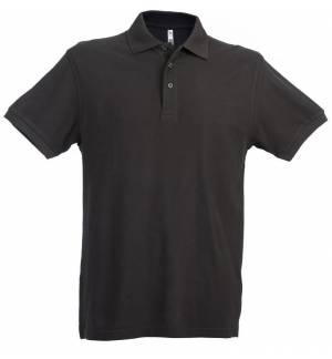 JRC Paris Faro Men's polo shirt Pique 180gsm - 100% combed cotton