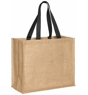 UBAG Rio market bag with long handles 100% polyester 145gr