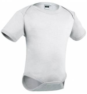 Teddy Organic Baby bodysuit Interlock 210gsm - 100% combed Ringspun cotton