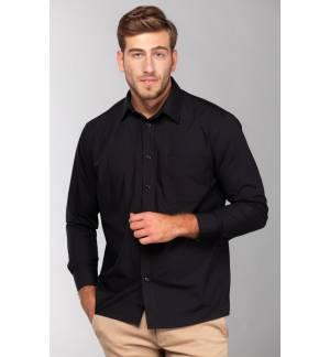 LSL Oporto Ανδρικό μακρυμάνικο πουκάμισο Ποπλίνα 65% Πολυέστερ 35% Βαμβάκι 120gsm