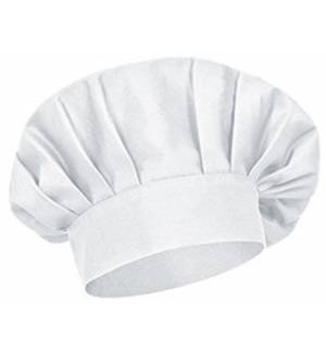Coulant Σκούφος Μαγείρων ρυθμιζόμενος με χρατς Twill 200gsm 65% Πολυέστερ 35% Βαμβάκι