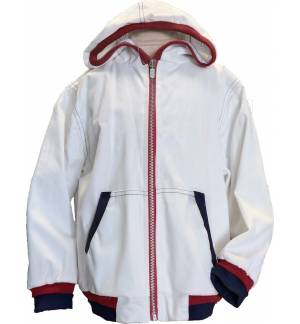 CHILDREN'S LIGHT JACKET WITH LINING MADE IN GREECE MARK913