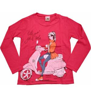 CHILDRENS BLOUSE FOR GIRLS MADE IN GREECE MARK915