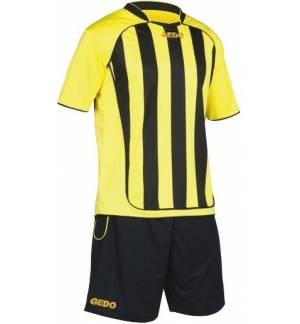 Vizcaya kit Στολή ποδοσφαίρου κοντομάνικη ενηλίκων 100% Πολυέστερ 140gsm ABOUT BASICS