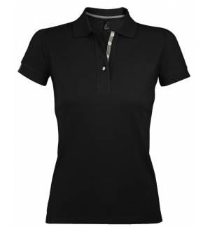 PORTLAND WOMEN 00575 Women's polo shirt Pique 200gsm 100% Ringspun cotton