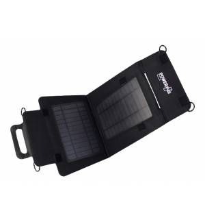 POWERplus Narwhal Foldable Compact SOLAR CHARGER USB 5V Output