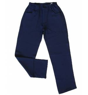 Kids Greek parade trousers blue close 6-18 years old children's