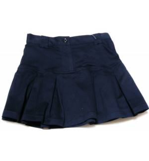 Kids Greek parade Pleated skirt blue 4-18 years old children's M