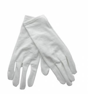 Kids Greek parade White Gloves ONE SIZE children MARK670