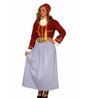 Greek Traditional Costume Amalia Teenage & Women MARK573