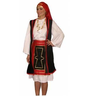 Παραδοσιακή Στολή ΣΑΡΑΚΑΤΣΑΝΑ Εφηβική & Γυναικεία MARK627
