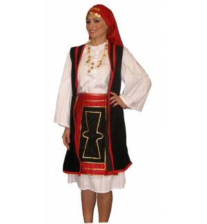 Greek Traditional Costume SARAKATSANA Teenage & Women MARK