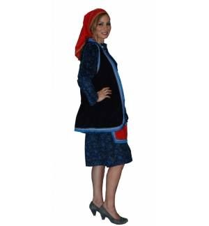 Παραδοσιακή Στολή Ηπειρώτισσα Εφηβική & Γυναικεία MARK587
